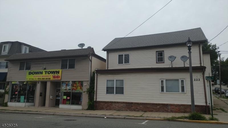Comercial para Venda às 222 MAIN Street Butler, Nova Jersey 07405 Estados Unidos
