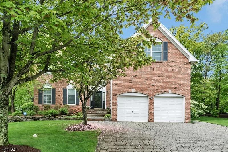 Частный односемейный дом для того Аренда на 8 GORDON Place Bernards Township, Нью-Джерси 07920 Соединенные Штаты