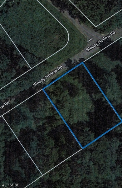 Land for Sale at 635 SLEEPY HOLLOW ROAD Montague, New Jersey 07827 United States