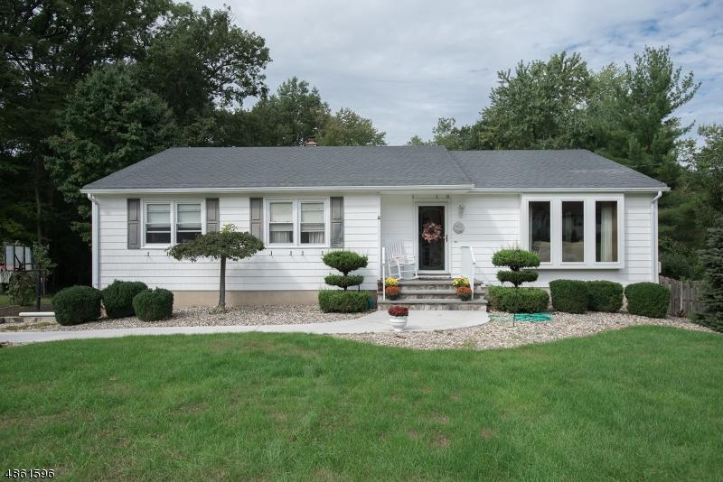 Частный односемейный дом для того Продажа на 36 JOHNSON Avenue Long Hill, Нью-Джерси 07933 Соединенные Штаты
