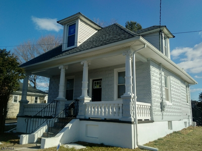 Single Family Home for Sale at 836 3RD Avenue Alpha, New Jersey 08865 United States
