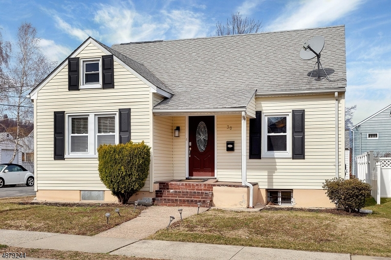 Single Family Home for Sale at 30 NELSON ST 30 NELSON ST Clifton, New Jersey 07013 United States