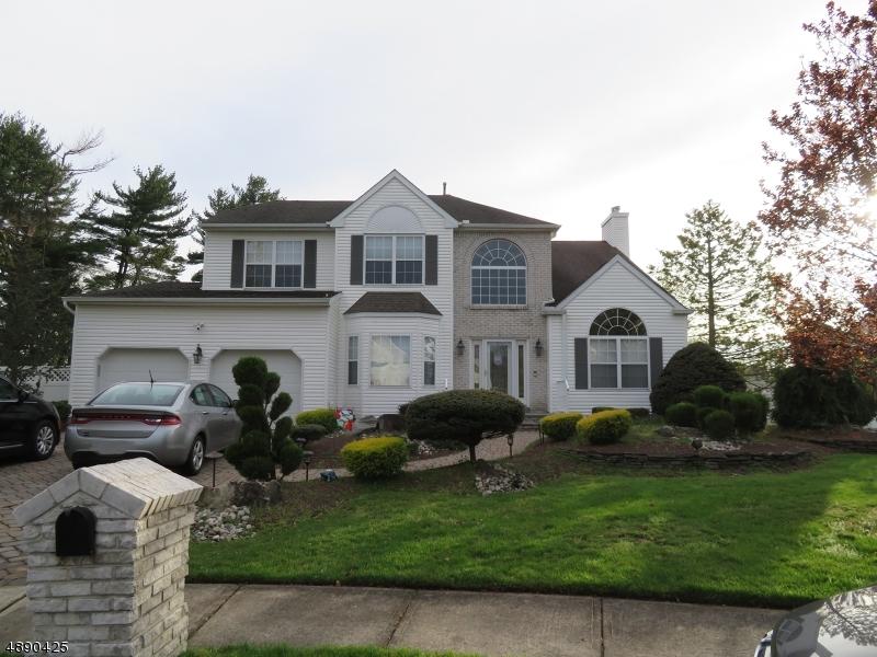 Maison unifamiliale pour l Vente à 3 GLENROTHES Court Jackson, New Jersey 08527 États-Unis