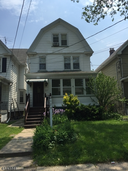 Single Family Home for Sale at 129 Weaver Avenue Bloomfield, New Jersey 07003 United States