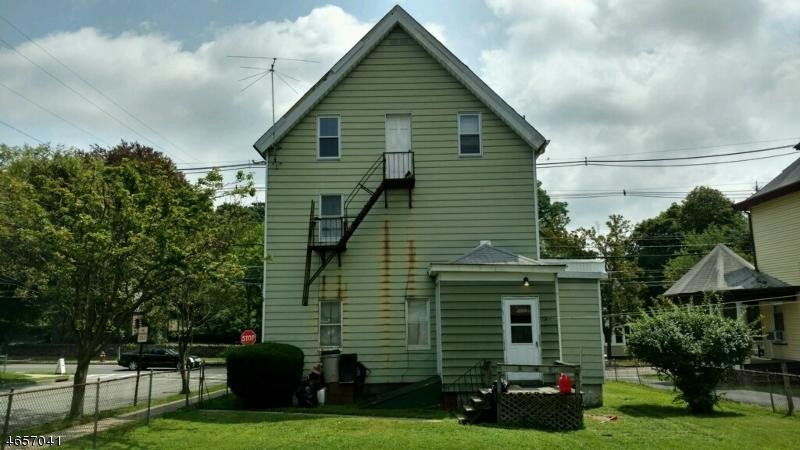 Maison unifamiliale pour l Vente à 50 Martin Luther King A Morristown, New Jersey 07960 États-Unis