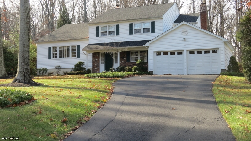Single Family Home for Sale at 109 Sherbrook Drive Berkeley Heights, 07922 United States