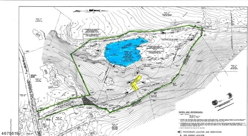 Земля для того Продажа на 243 Mountainside Road Mendham, Нью-Джерси 07945 Соединенные Штаты