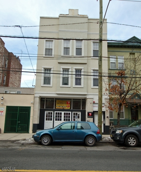Commercial for Sale at 523 Palisade Avenue Jersey City, New Jersey 07307 United States