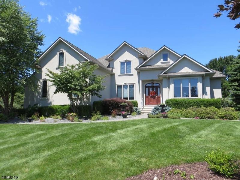 Частный односемейный дом для того Продажа на 4 Fox Run Andover, 07821 Соединенные Штаты