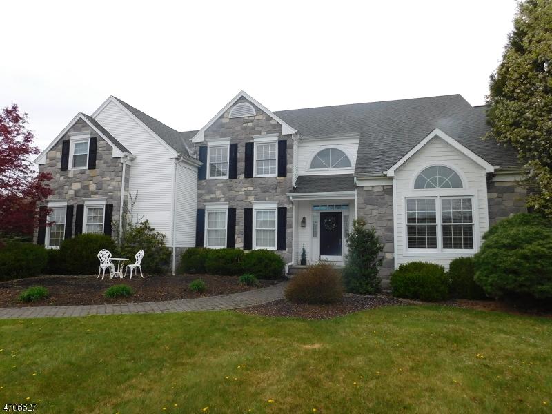 独户住宅 为 销售 在 3 Shy Creek Road Pittstown, 新泽西州 08867 美国