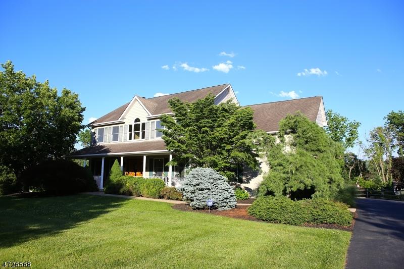 Частный односемейный дом для того Продажа на 406 Greens Ridge Road Greenwich, 08886 Соединенные Штаты