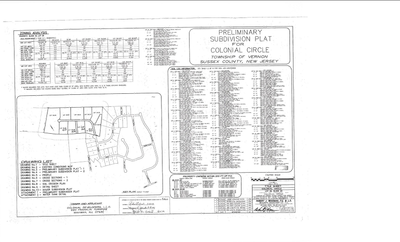 Land for Sale at 24 Colonial Vernon, New Jersey 07418 United States