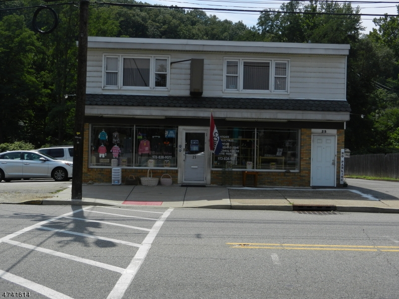 Commercial for Sale at 25 Main Street 25 Main Street Bloomingdale, New Jersey 07403 United States