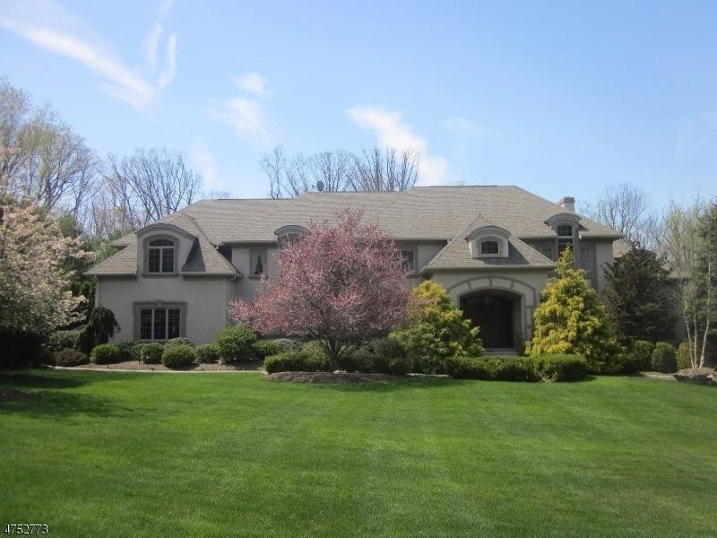 Casa Unifamiliar por un Alquiler en 7 Stratford Court Warren, Nueva Jersey 07059 Estados Unidos