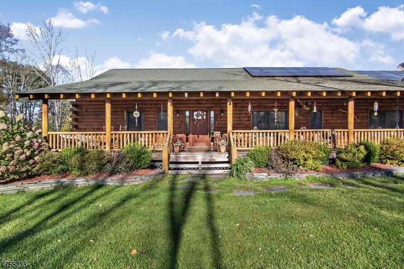 独户住宅 为 销售 在 38 Fredon Marksboro Road Fredon, 新泽西州 07860 美国