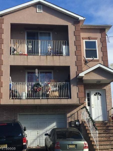 Vivienda multifamiliar por un Venta en 231-233 FULTON Street Elizabeth, Nueva Jersey 07206 Estados Unidos