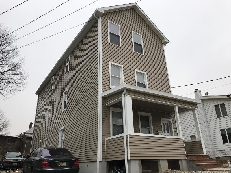 Maison unifamiliale pour l à louer à 49 Linden Street Passaic, New Jersey 07055 États-Unis