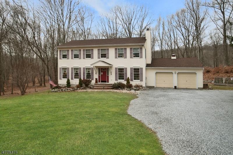 Eensgezinswoning voor Verkoop op 53 Sand Pond Road Hardwick, New Jersey 07825 Verenigde Staten