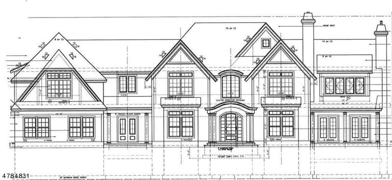 独户住宅 为 销售 在 21 N Saddle Brook Drive 凯尤斯, 新泽西州 07423 美国