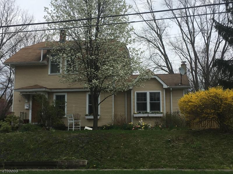 Enfamiljshus för Försäljning vid 501 Hardwick Street Belvidere, New Jersey 07823 Usa
