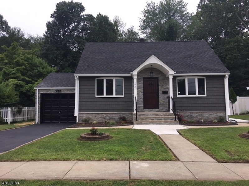 Single Family Home for Sale at 1921 CHURCHILL Drive Union, New Jersey 07083 United States