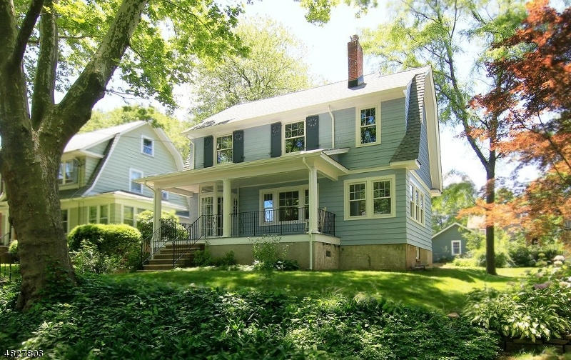 Single Family Home for Sale at 86 PLYMOUTH Avenue Maplewood, New Jersey 07040 United States