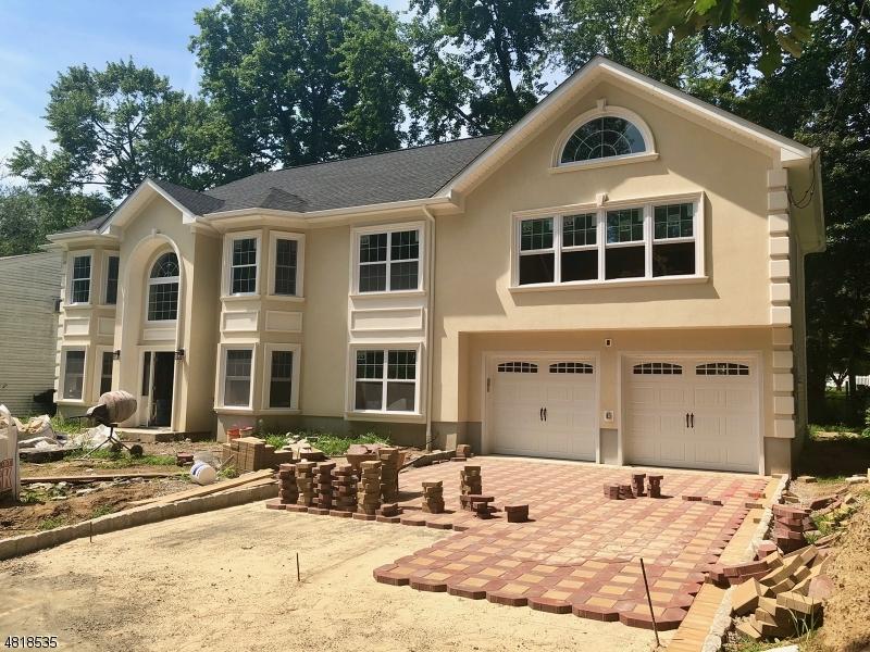 Частный односемейный дом для того Продажа на 205 CENTERTON Drive Parsippany, Нью-Джерси 07054 Соединенные Штаты