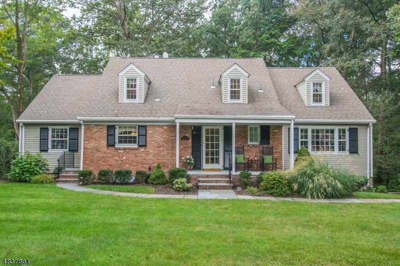 Casa Unifamiliar por un Venta en 10 ORCHARD Road Kinnelon, Nueva Jersey 07405 Estados Unidos