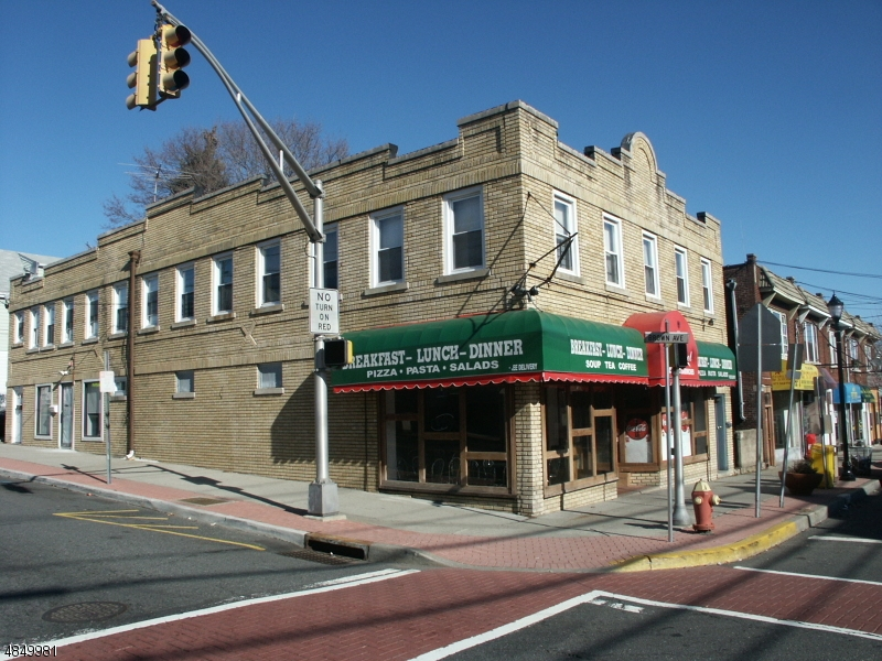 Commercial for Sale at 299 N 8TH Street Prospect Park, New Jersey 07508 United States