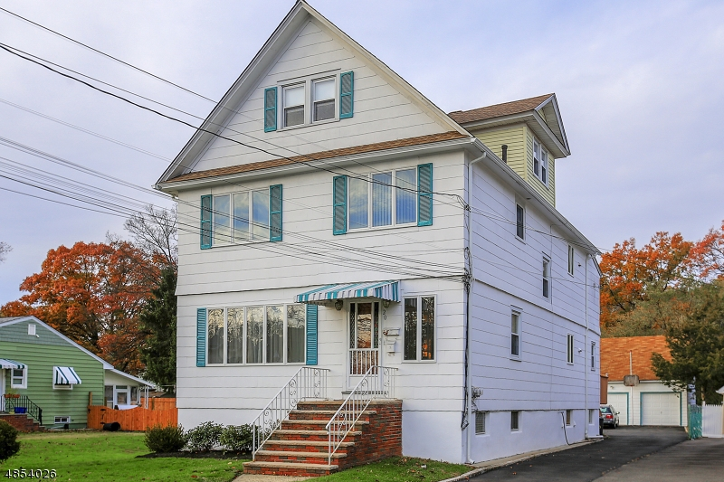 Multi-Family Home for Sale at 20 THIRD AVENUE Garwood, New Jersey 07027 United States