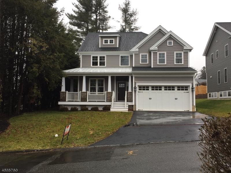 Property для того Продажа на 2 WESLEY Avenue Bernardsville, Нью-Джерси 07924 Соединенные Штаты