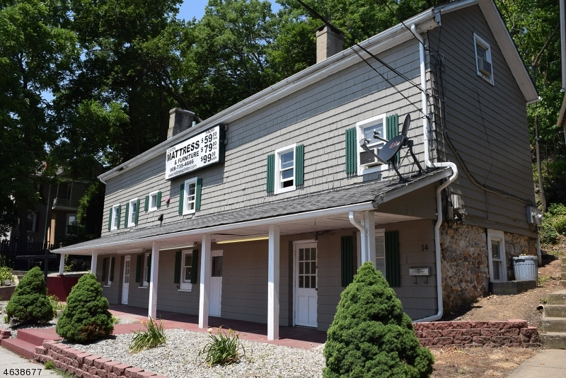 Commercial / Office for Sale at 14 W MAIN ST 14 W MAIN ST Clinton, New Jersey 08809 United States