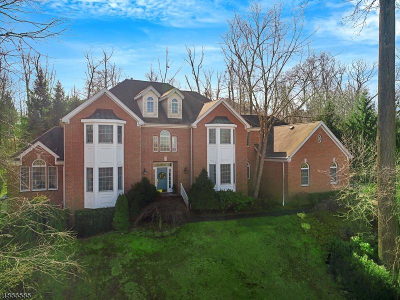 Частный односемейный дом для того Продажа на 51 CHARLES Road Long Hill, Нью-Джерси 07980 Соединенные Штаты