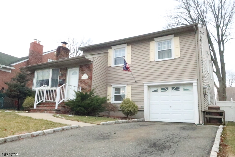 Single Family Home for Sale at 132 CHARLOTTE TER Roselle Park, New Jersey 07204 United States