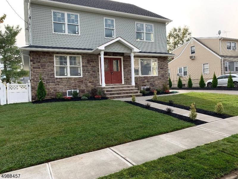 Single Family Homes for Sale at Clifton, New Jersey 07014 United States