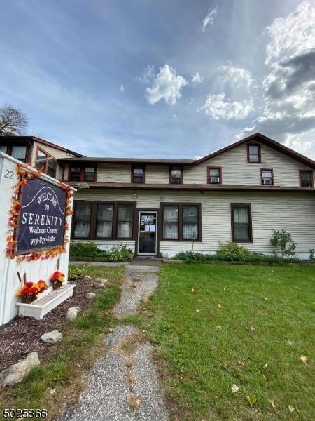 Single Family Homes pour l Vente à Sussex, New Jersey 07461 États-Unis