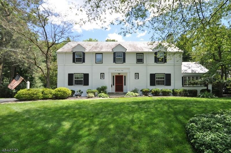 Maison unifamiliale pour l Vente à 1090 OAKLAND Avenue Plainfield, New Jersey 07060 États-Unis