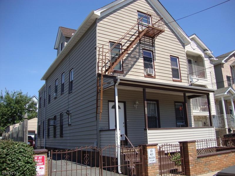 Maison avec plusieurs logements pour l Vente à 255-257 CLARK Place Elizabeth, New Jersey 07206 États-Unis