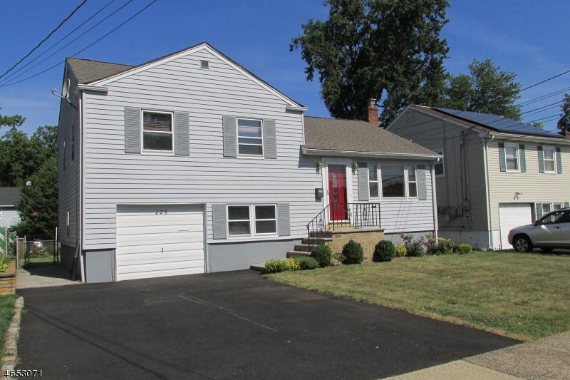 Casa Unifamiliar por un Venta en 826 Lehigh Avenue Union, Nueva Jersey 07083 Estados Unidos