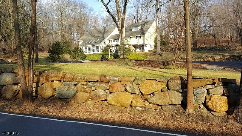 Частный односемейный дом для того Продажа на 83 Grist Mill Road Randolph, 07869 Соединенные Штаты