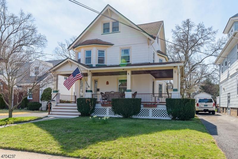 Casa Unifamiliar por un Venta en 341 2nd Street Dunellen, Nueva Jersey 08812 Estados Unidos