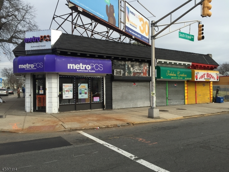 Commercial for Sale at 939-45 S ORANGE Avenue East Orange, New Jersey 07018 United States