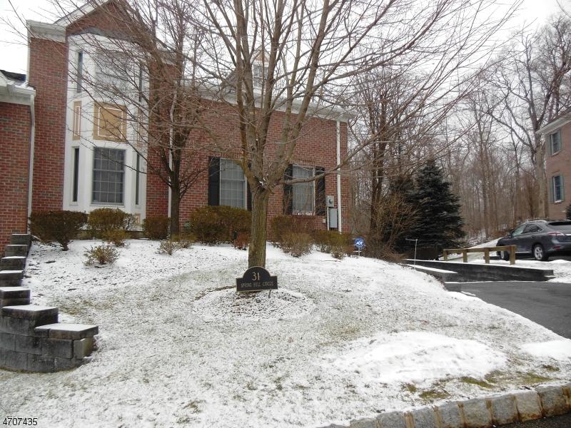 Частный односемейный дом для того Аренда на 31 Spring Hill Circle Wayne, Нью-Джерси 07470 Соединенные Штаты