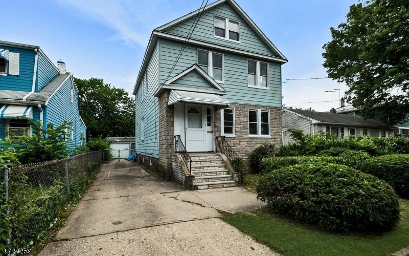 Частный односемейный дом для того Аренда на 1122 E Blancke Street Linden, Нью-Джерси 07036 Соединенные Штаты