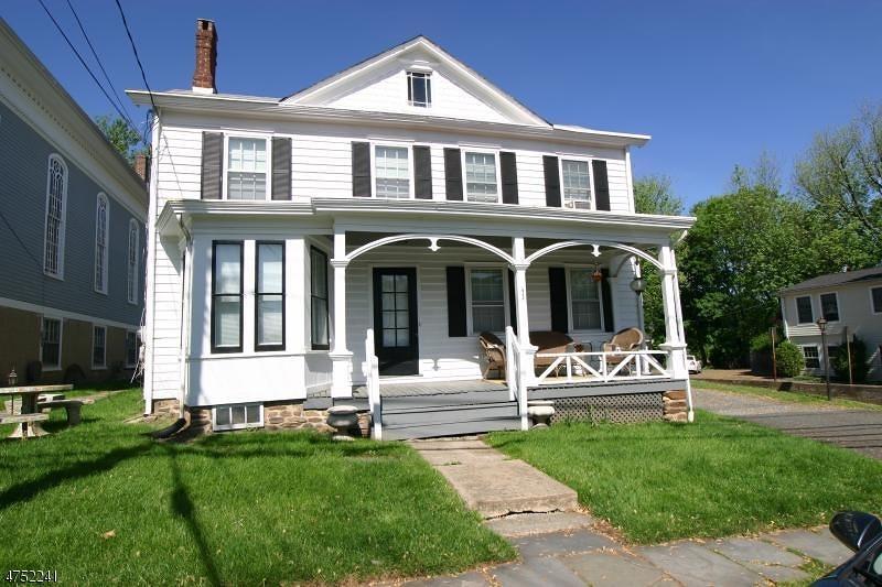 Casa Unifamiliar por un Alquiler en 43 OLD TURNPIKE ROAD Tewksbury Township, Nueva Jersey 07830 Estados Unidos