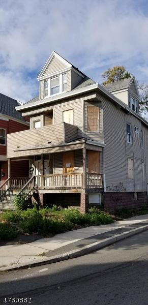 Casa Multifamiliar por un Venta en 173 N 14th Street East Orange, Nueva Jersey 07017 Estados Unidos