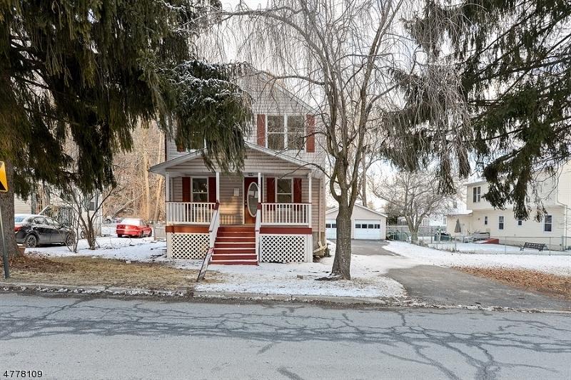 Einfamilienhaus für Verkauf beim 37 Paterson Avenue 37 Paterson Avenue Newton, New Jersey 07860 Vereinigte Staaten
