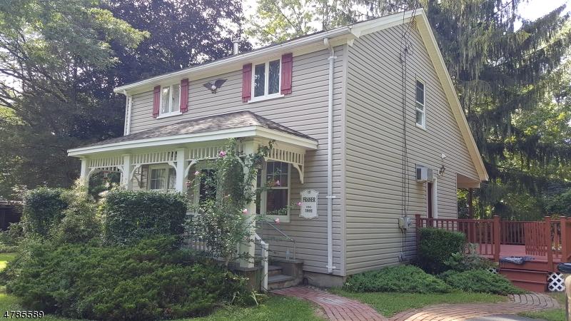 Μονοκατοικία για την Πώληση στο 939 Edgewood Drive Stillwater, Νιου Τζερσεϋ 07860 Ηνωμενεσ Πολιτειεσ