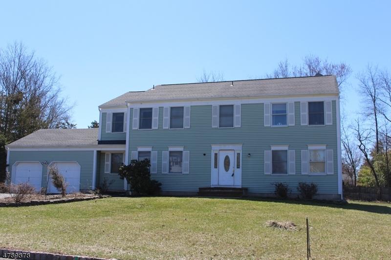 Частный односемейный дом для того Продажа на 9 Matthew Road Hillsborough, Нью-Джерси 08844 Соединенные Штаты