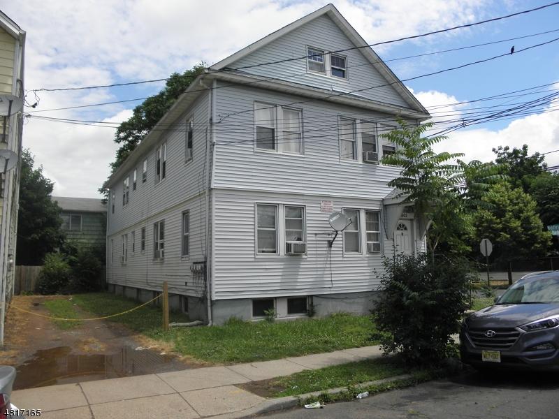 Huis voor meerdere gezinnen voor Verkoop een t 1002 CHANDLER Avenue Linden, New Jersey 07036 Verenigde Staten